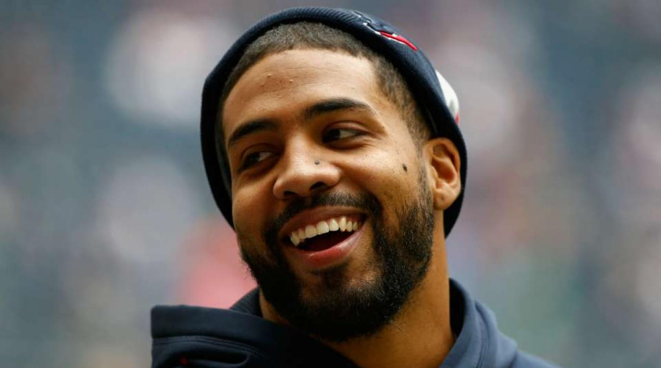 Arian Foster buys fans textbooks