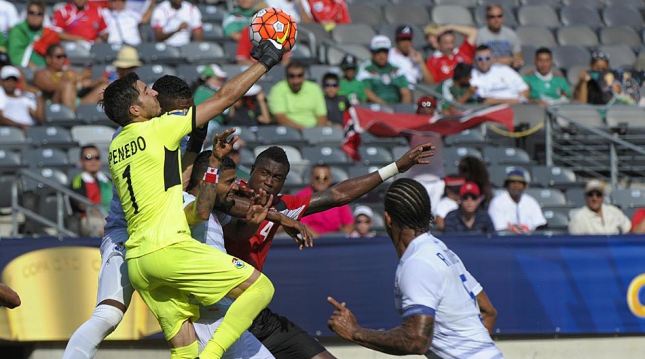 Panama vs. Trinidad & Tobago Gold Cup