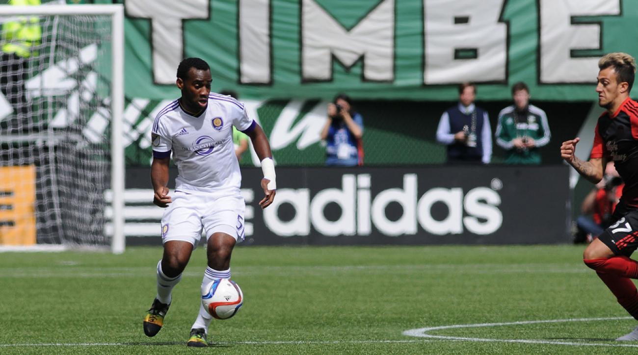 Amobi Okugo has been traded from Orlando City SC to Sporting Kansas City