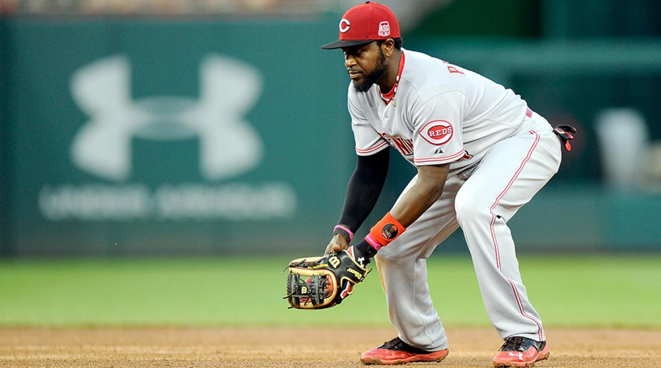 cincinnati reds brandon phillips defense flip video
