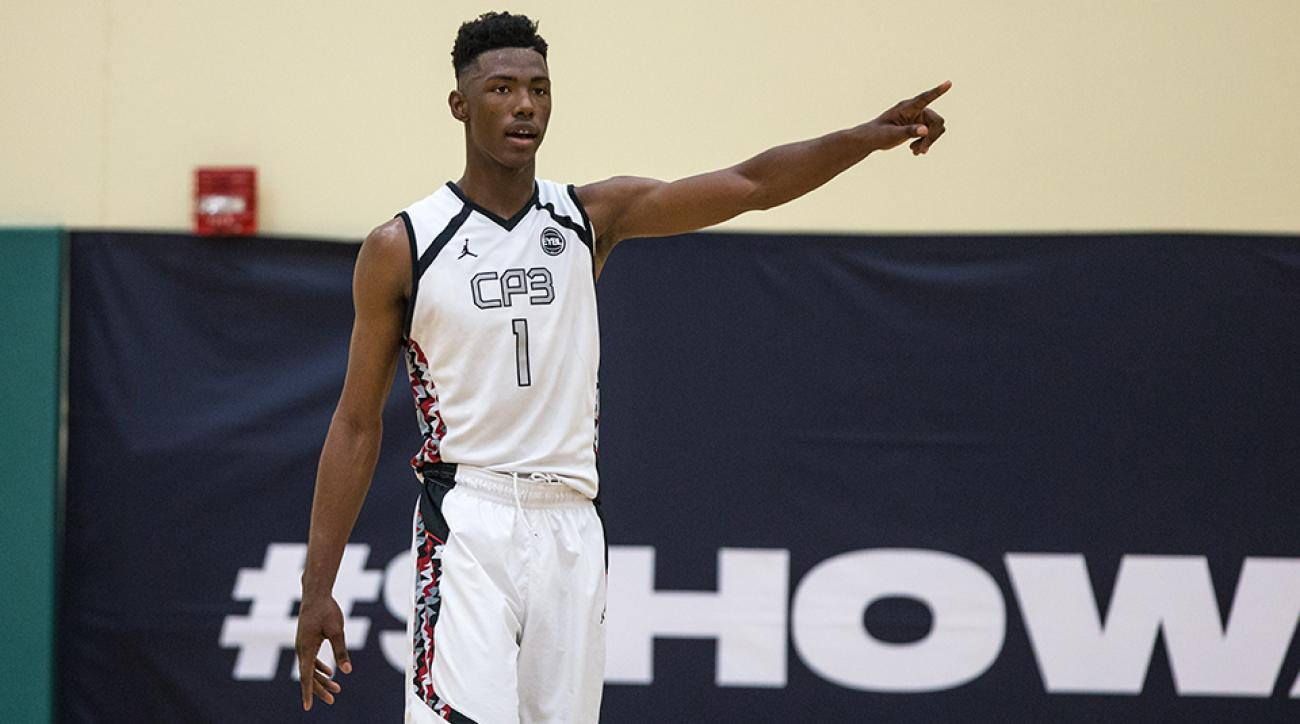 harry giles recruiting kentucky duke north carolina