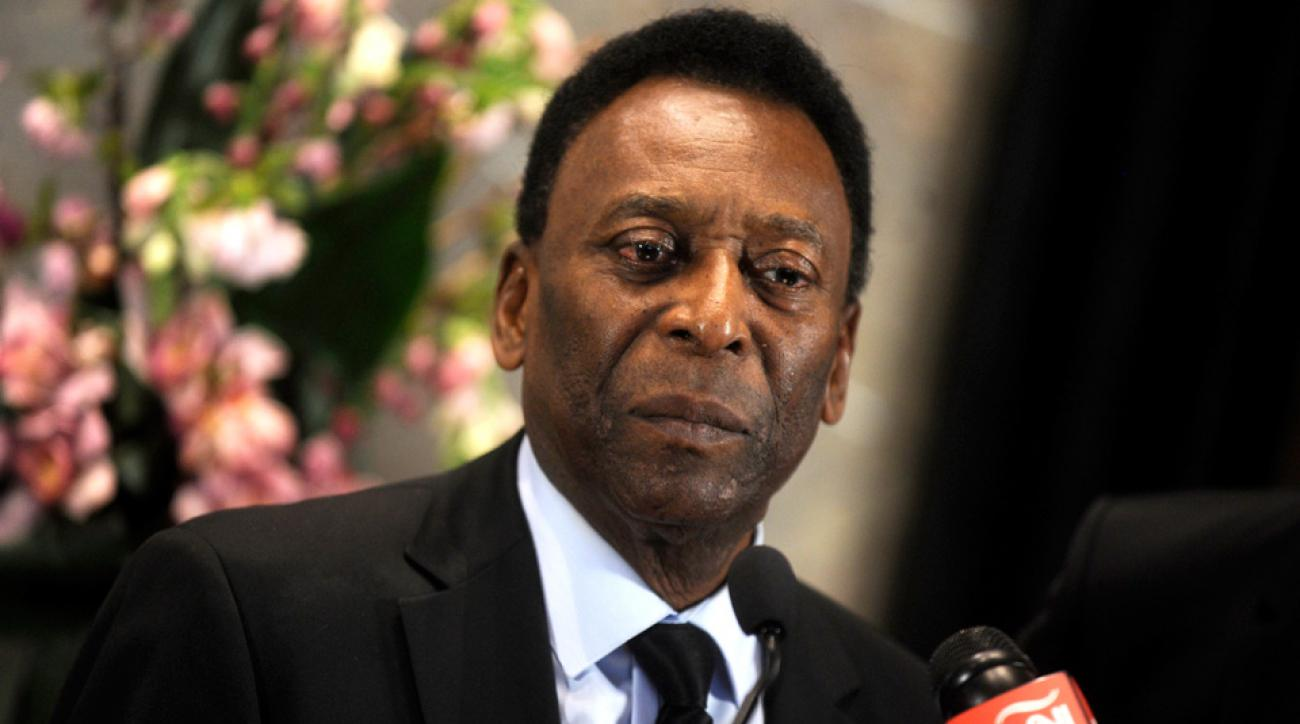 Pelé has been released from the hospital after undergoing back surgery