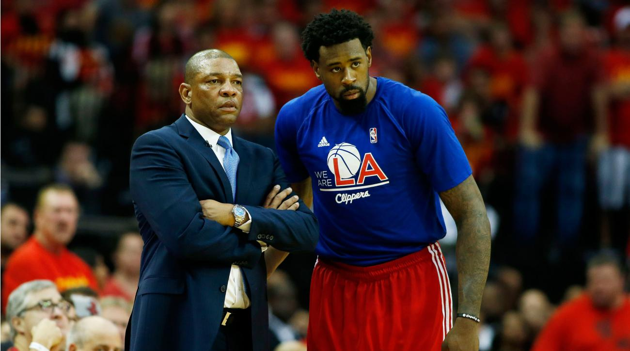 deandre jordan doc rivers hostage funny quote