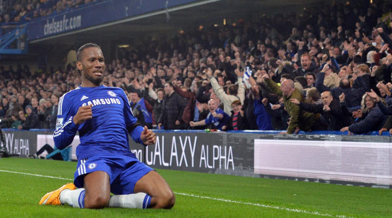 The Chicago Fire and Montreal Impact are in talks to sign Didier Drogba