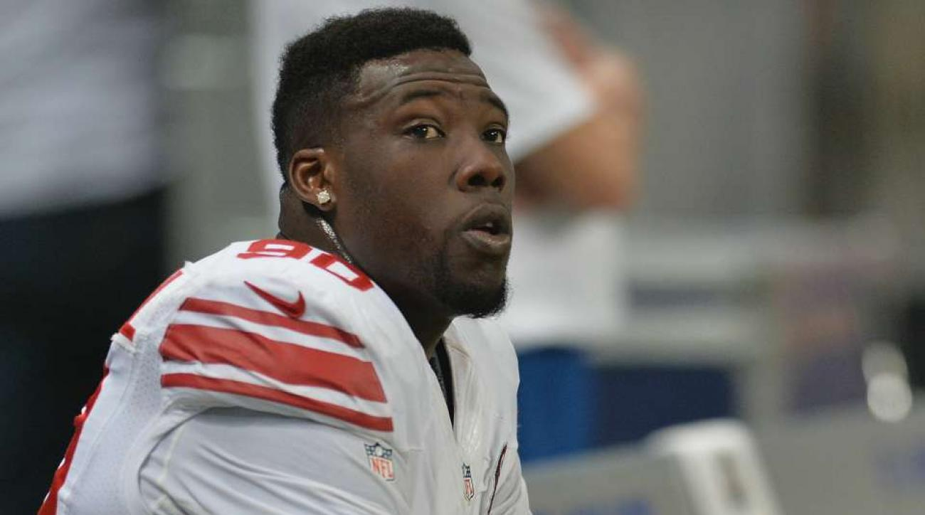 Justin Tuck says Jason Pierre Paul will be unaffected by losing a finger