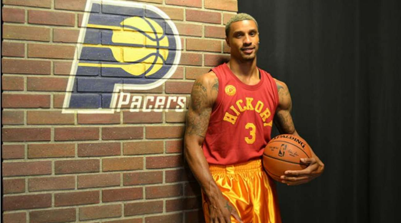 meet 3f971 c176f Indiana Pacers unveil Hoosiers-inspired Hickory High jerseys ...