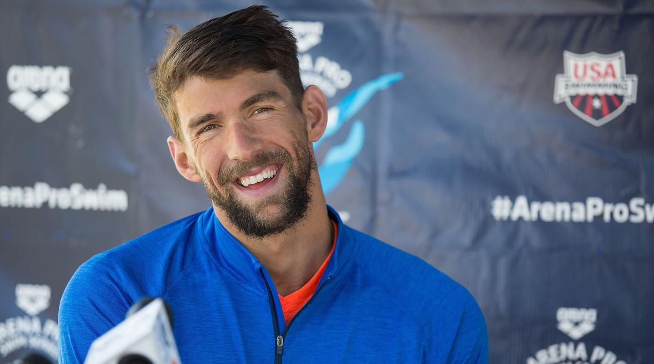 michael phelps grants make a wish cancer patient