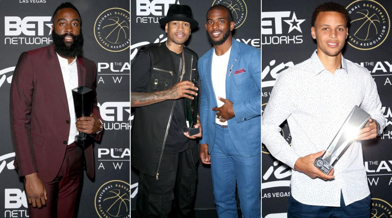 NBA Players' Awards: Chris Pau...