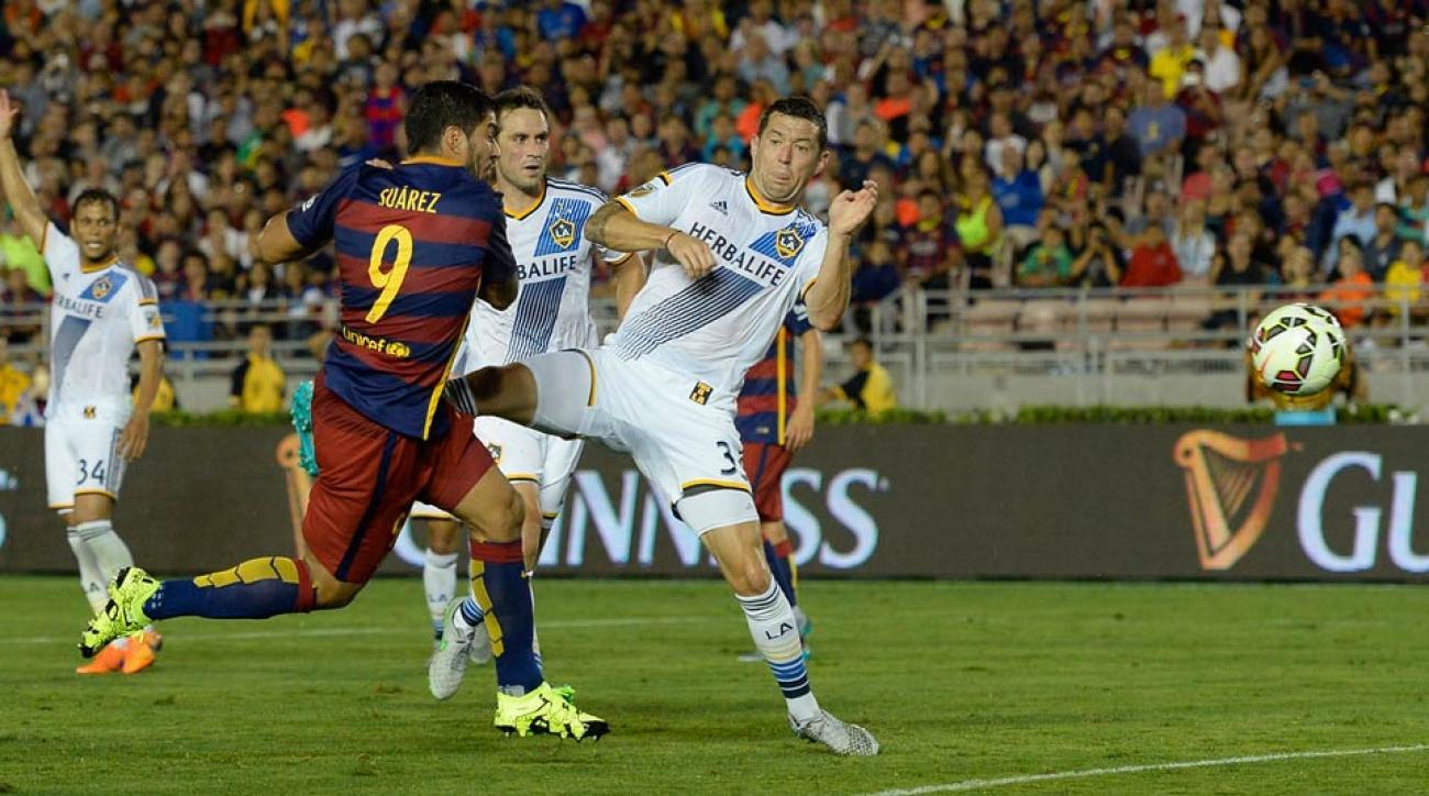 Barcelona LA Galaxy
