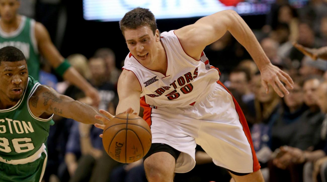 Charlotte Hornets Tyler Hansbrough contract