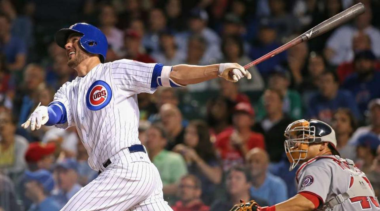 Chicago Cubs Kris Bryant interview favorite things
