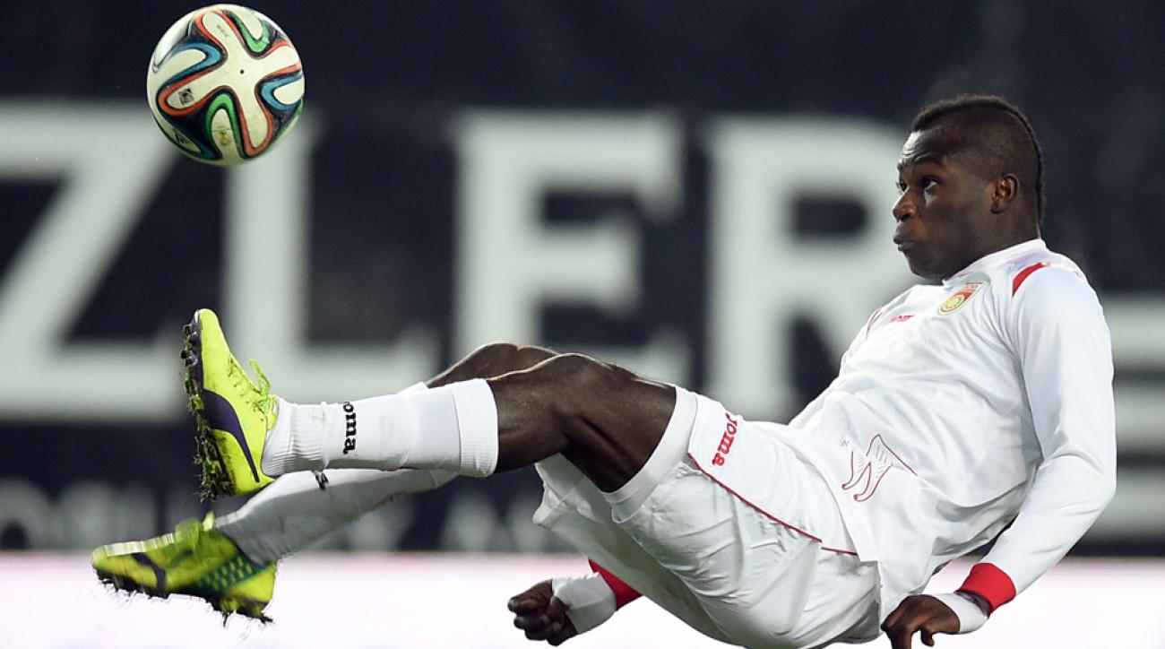 Emmanuel Frimpong has been banned two games for a red card received for reacting to alleged fan racism in Russia