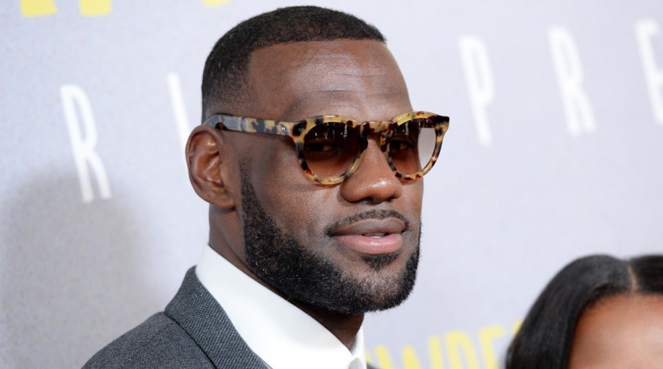 LeBron James company deal movies TV