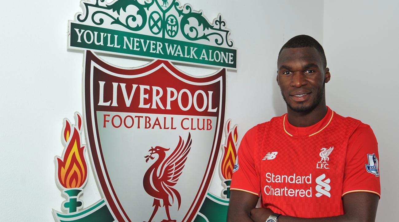 Liverpool signs Christian Benteke Aston Villa