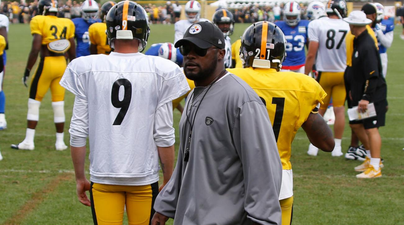 pittsburgh steelers training camp 2015 schedule