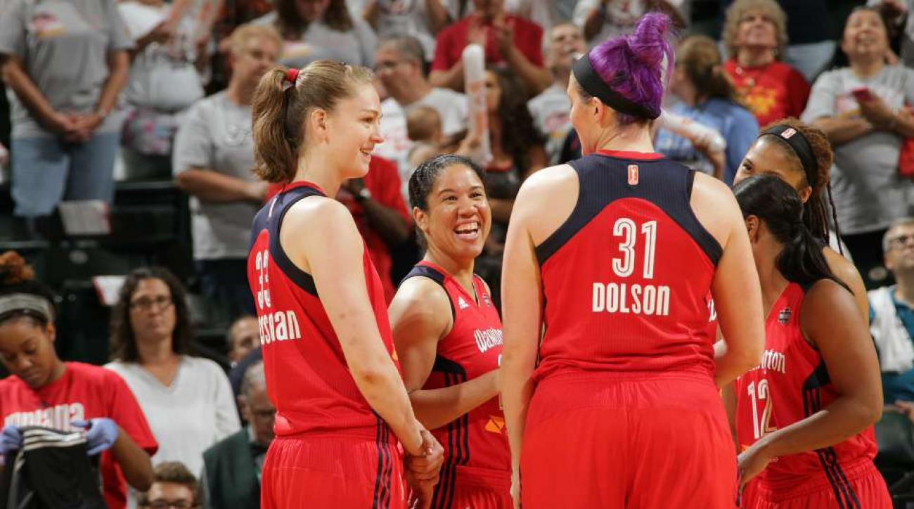 Washington Mystics go on twitter rant against Delta after being stranded by flight