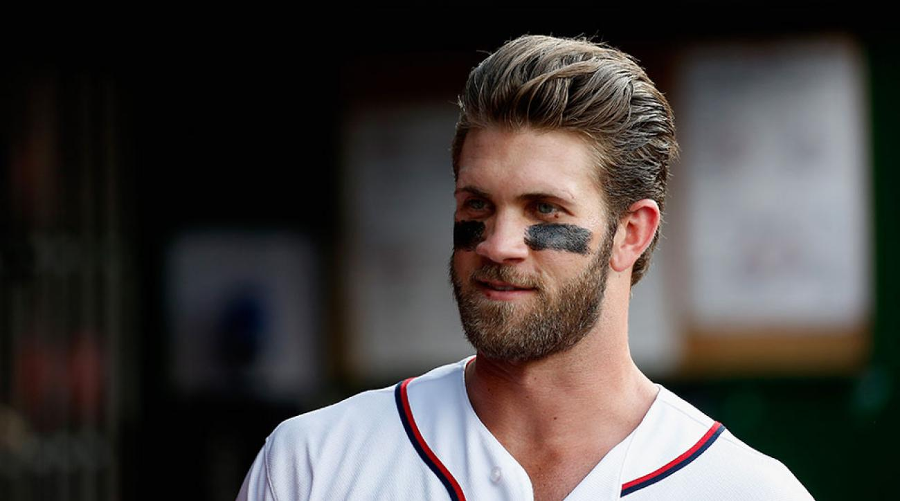 Bryce Harper Turns Down Fans Prom Proposal Signs Baseball Si