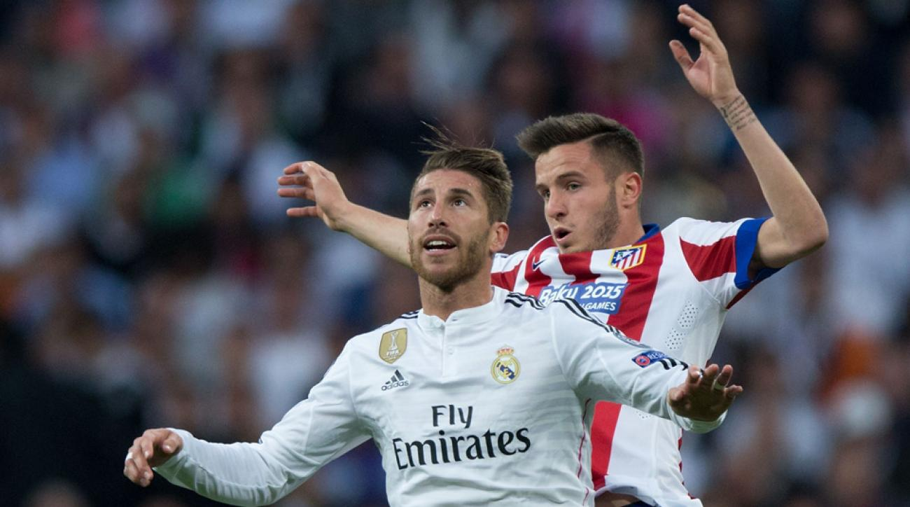 Sergio Ramos has been tipped to be leaving Real Madrid for Manchester United, but Rafa Benitez says he won't be going anywhere