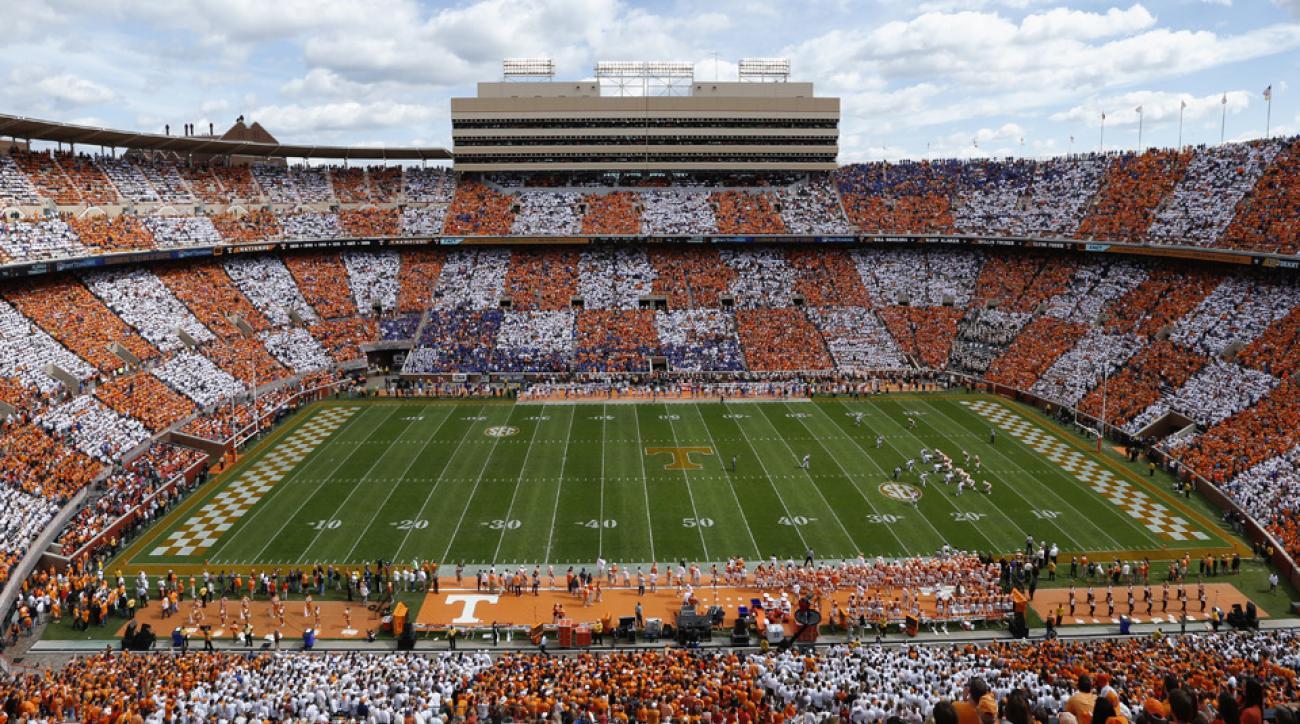 Tennessee volunteers charles mosley dui arrest