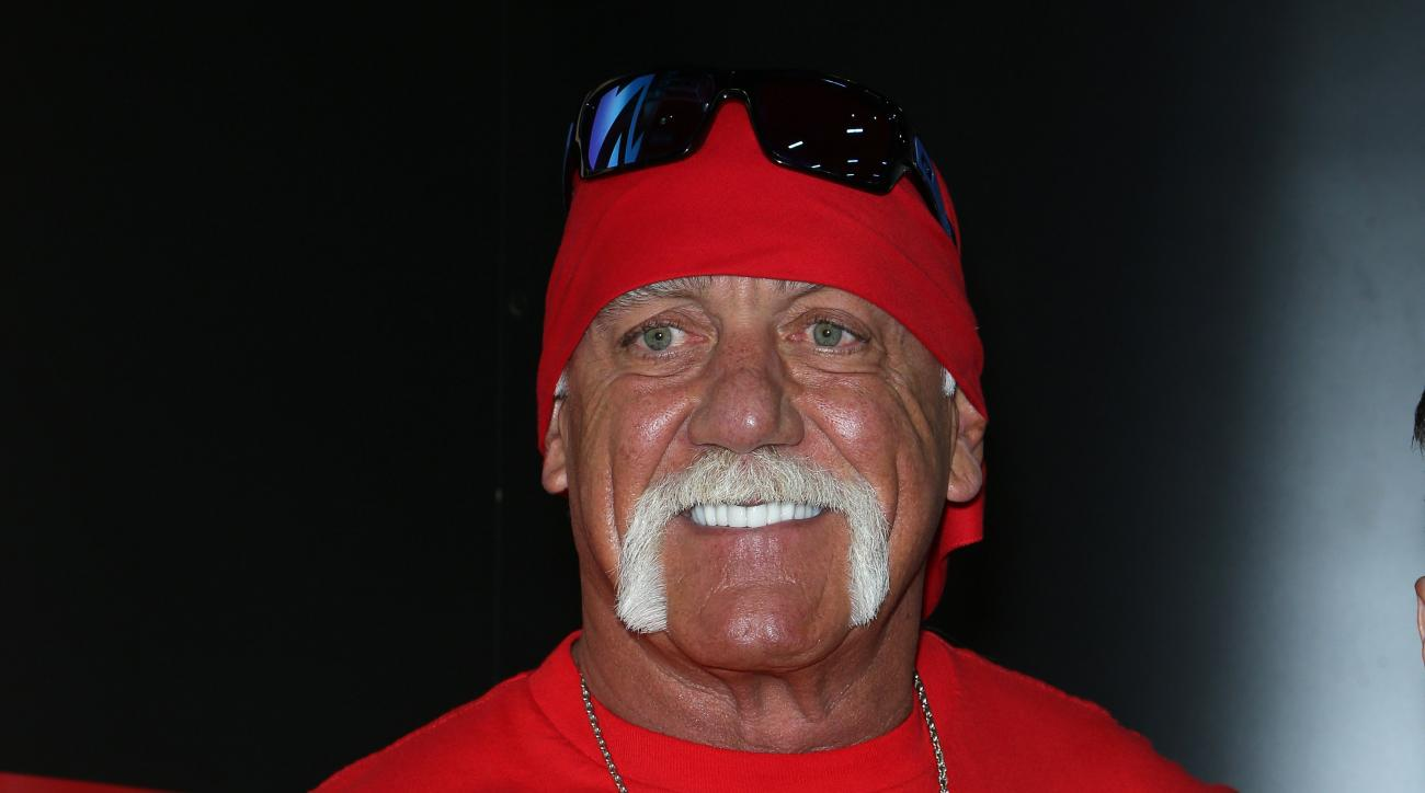 Hulk Hogan gone WWE website wrestling