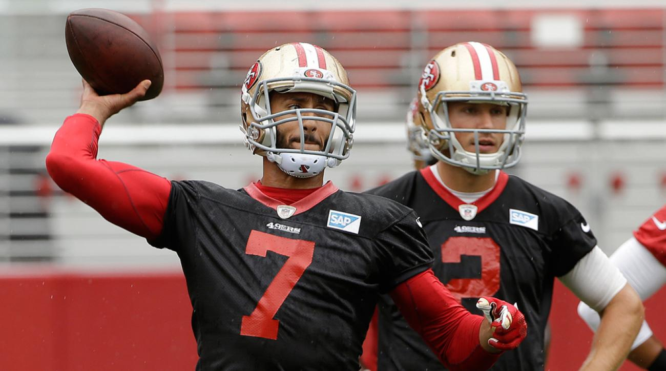 San Francisco 49ers training camp schedule