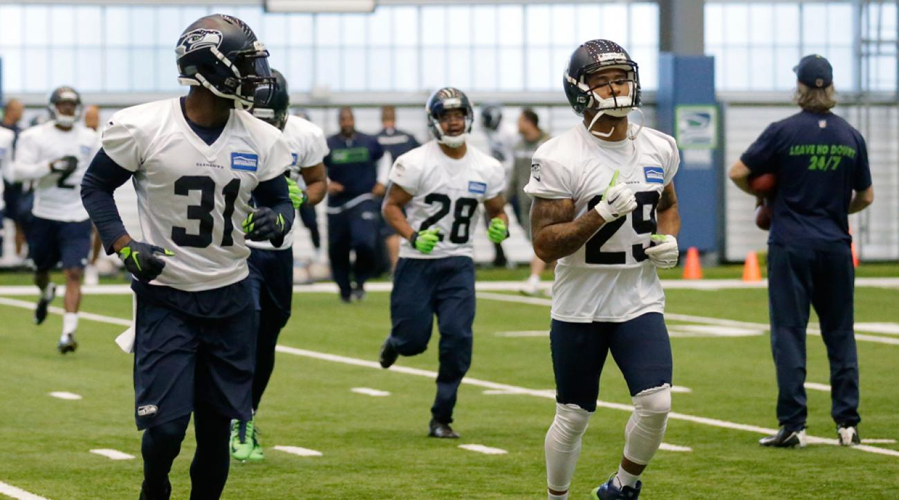 Seattle Seahawks training camp schedule