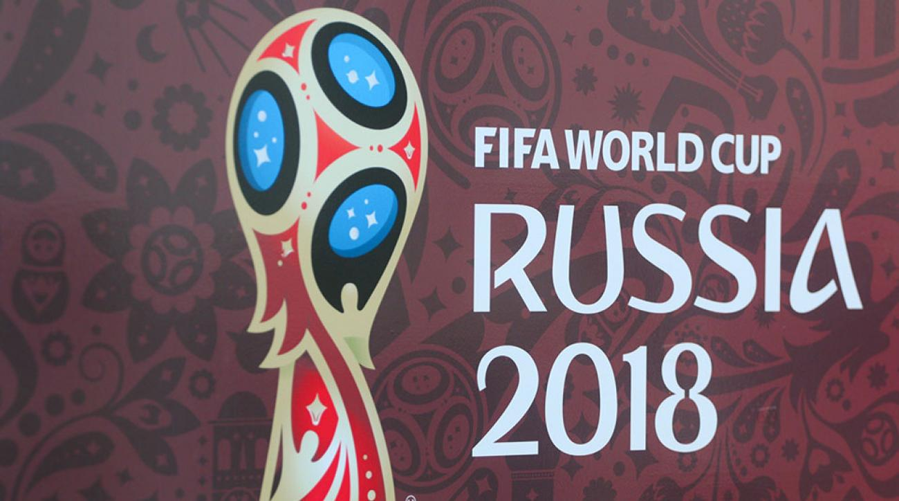 2018 World Cup preliminary group draw
