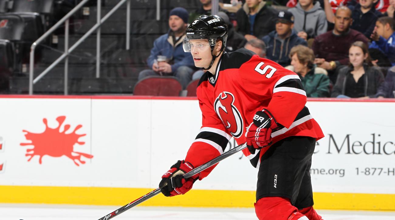 Adam Larsson New Jersey Devils six year deal