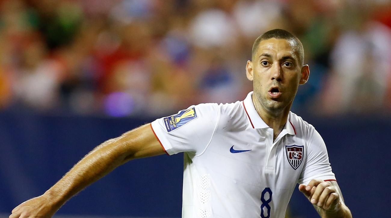 Clint Dempsey United States National Team goal vs panama