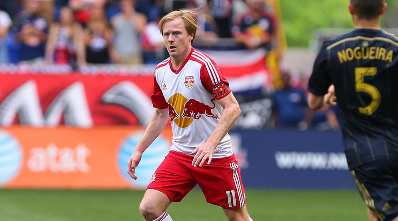 MLS All Star game Dax McCarty Frank Lampard