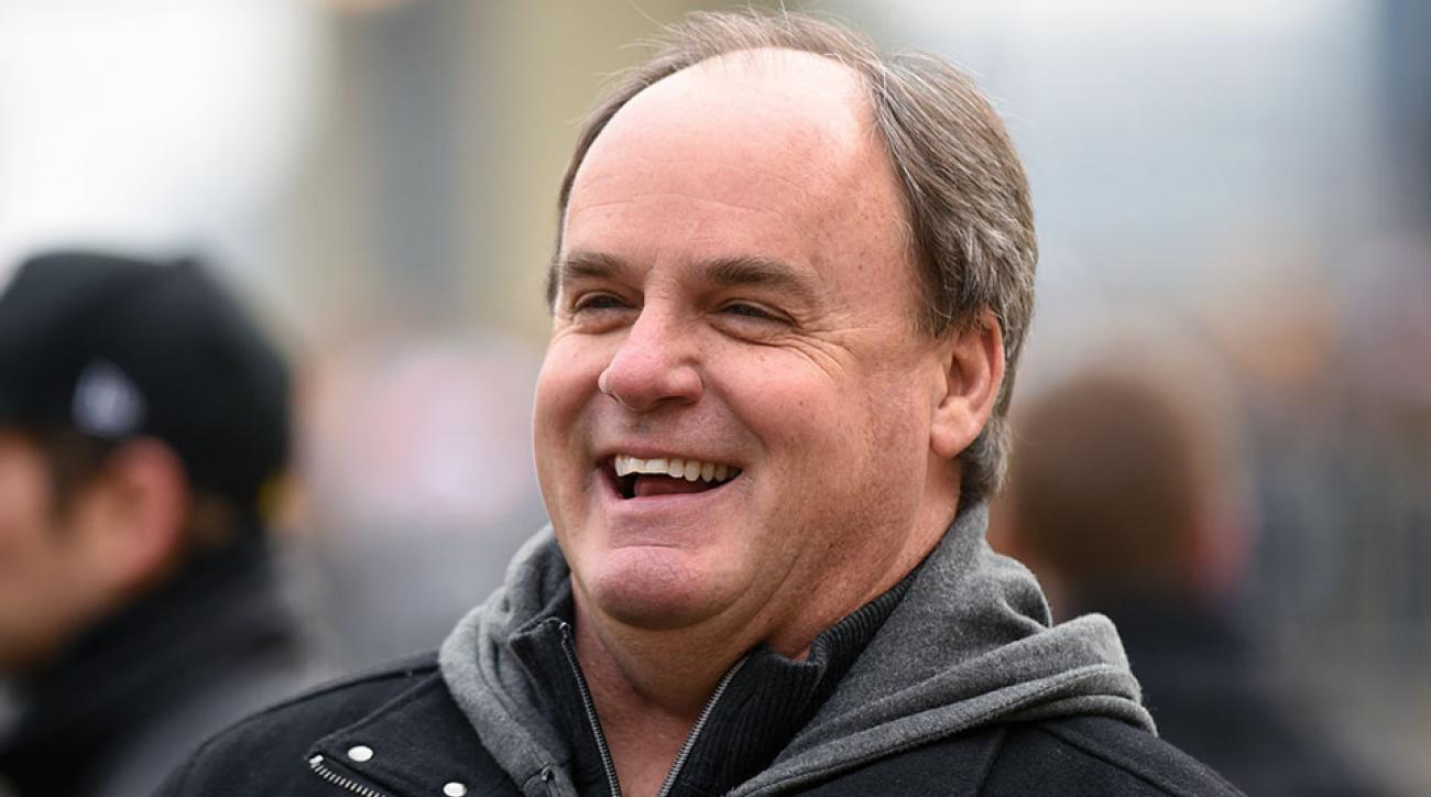 Pittsburgh Steelers GM Kevin Colbert extension