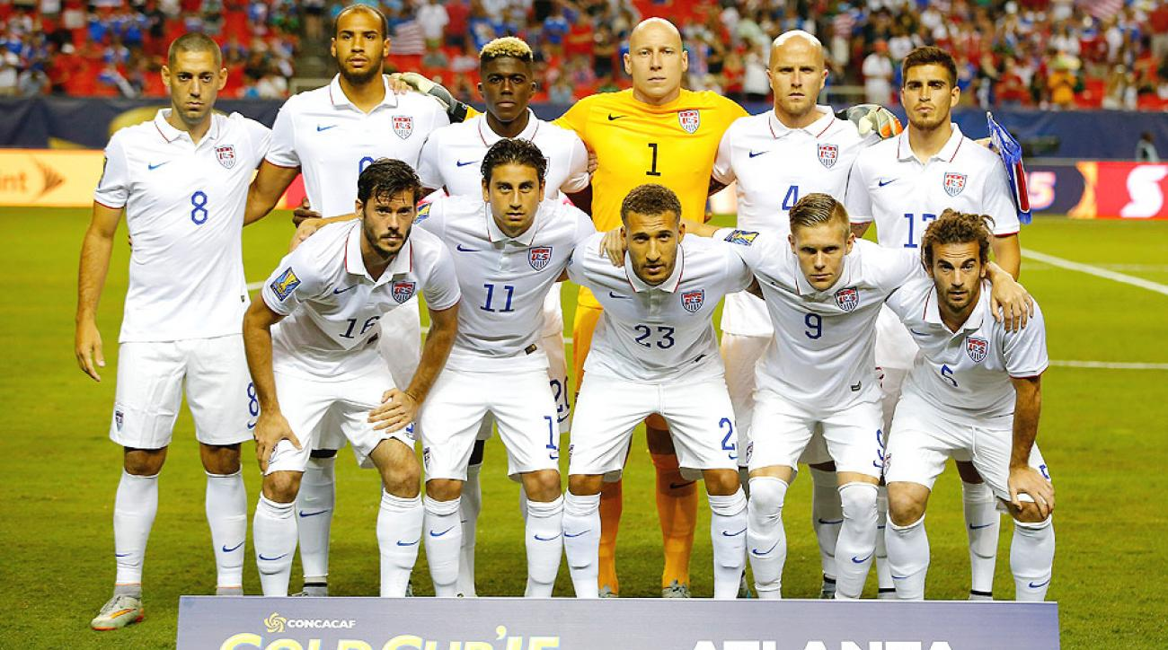Jamaica shocked the United States in a 2–1 Gold Cup upset.