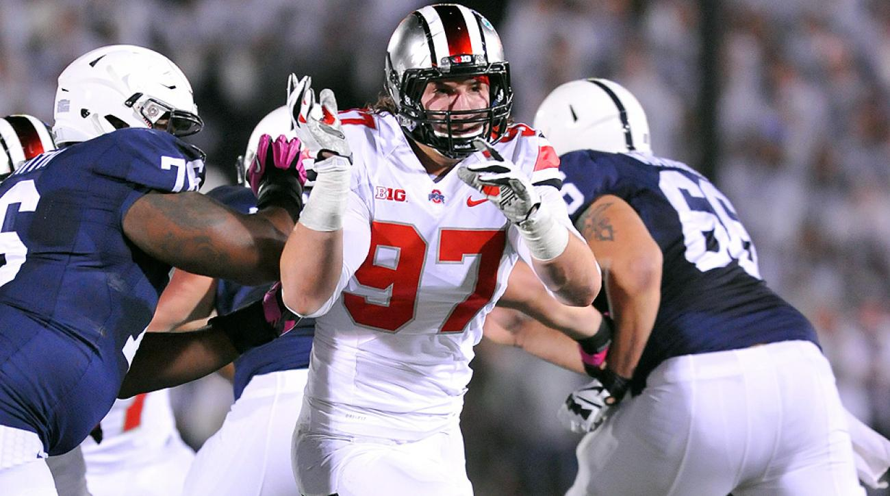 2016 NFL draft: Joey Bosa, Ezekiel Elliott among top Big Ten prospects