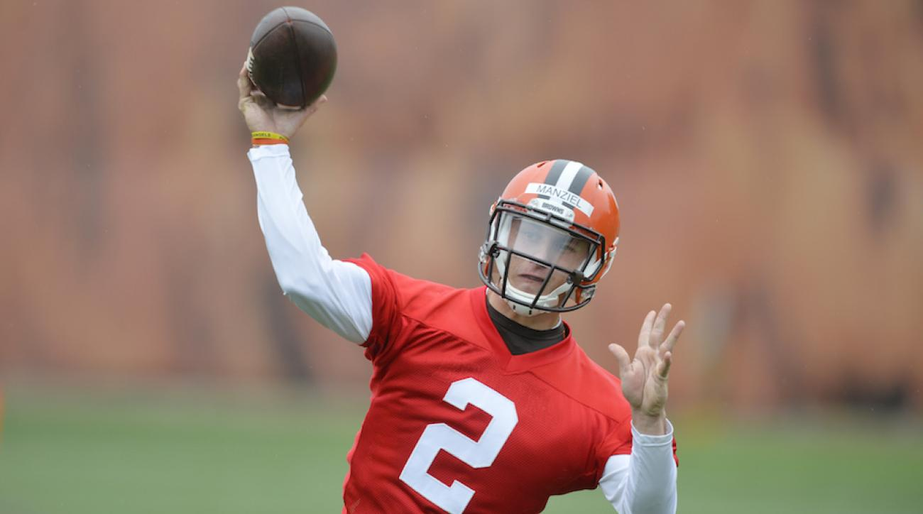 johnny manziel quarterback