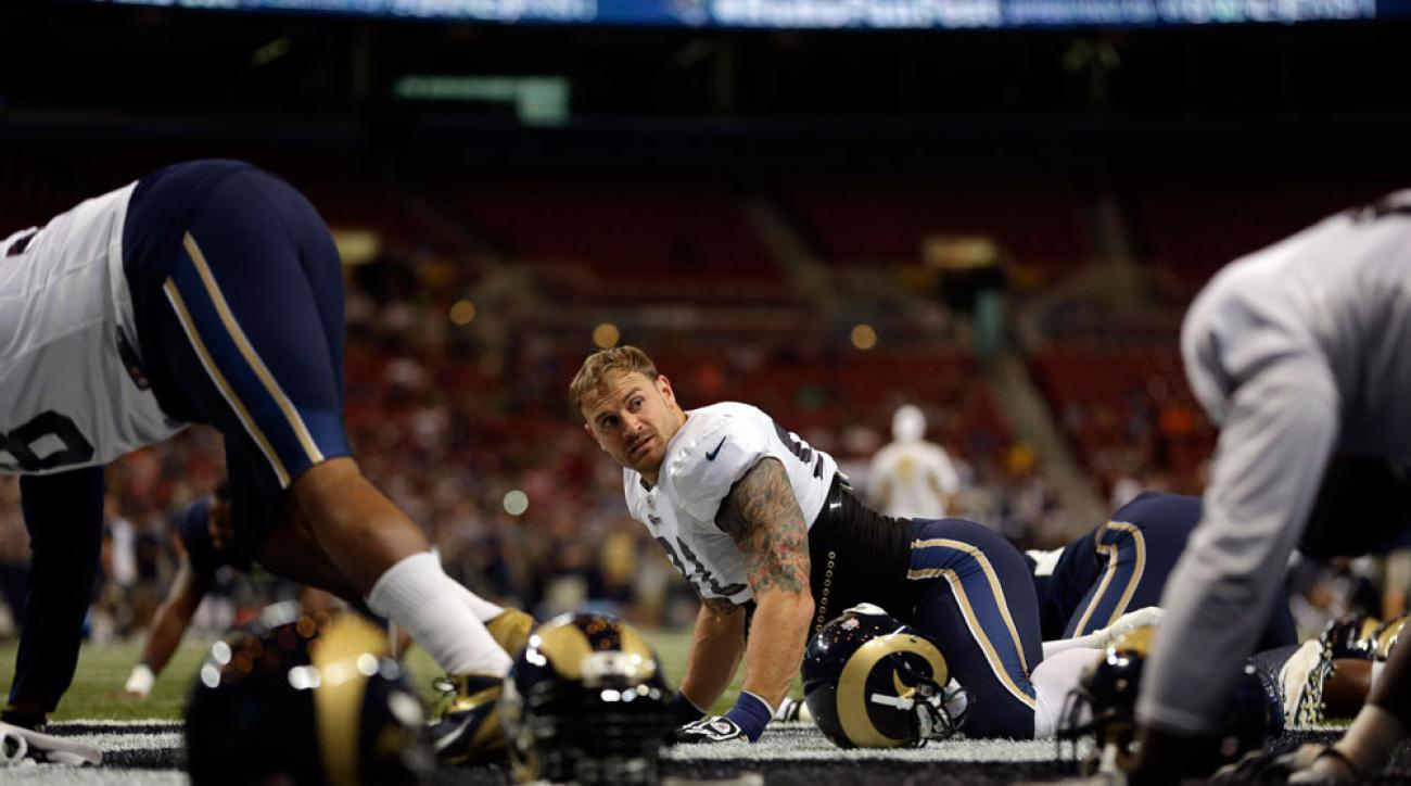 st louis rams training camp schedule
