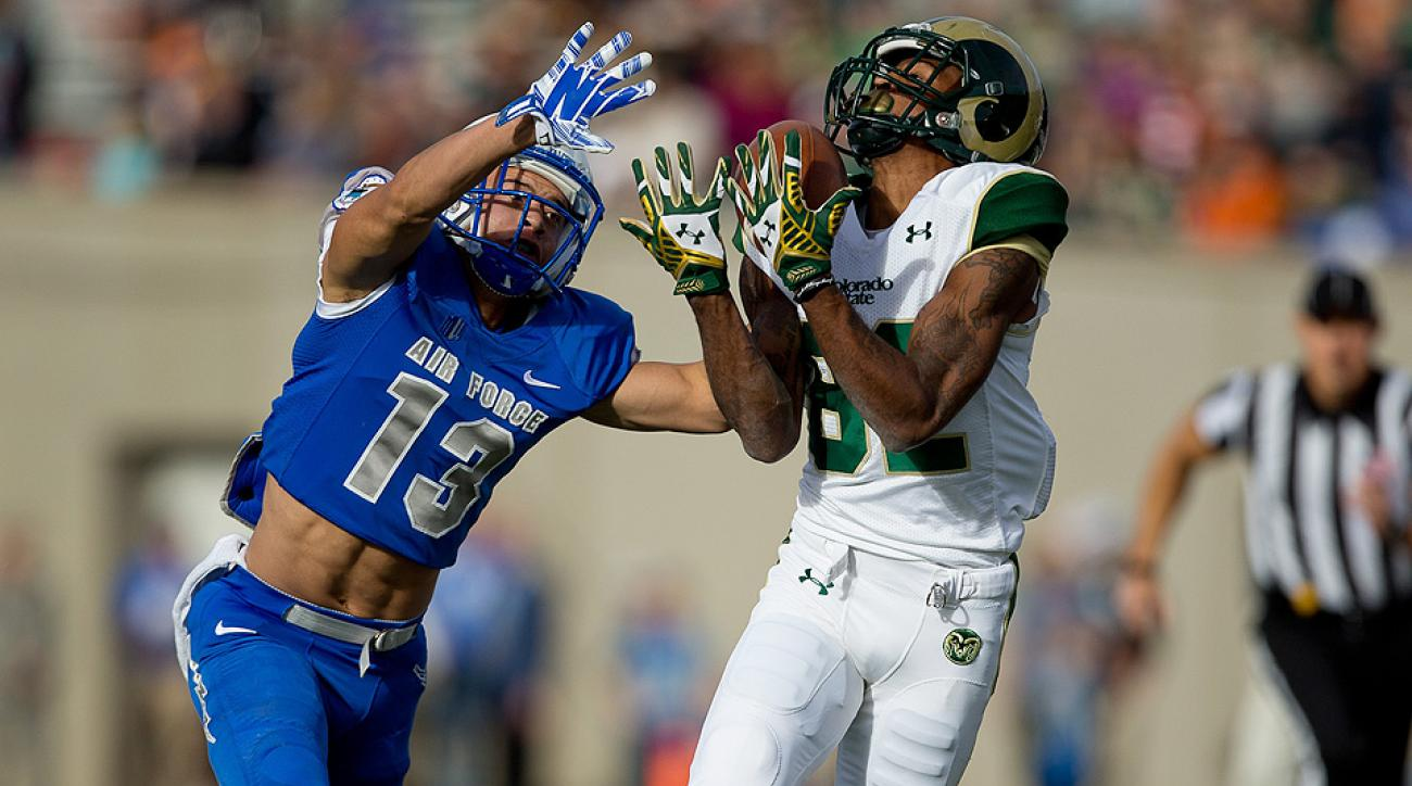 2016 NFL draft: Rashard Higgins leads Mountain West prospects