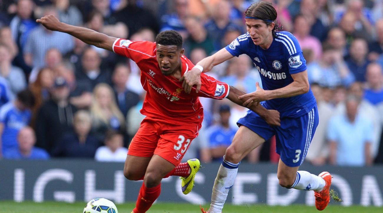 Filipe Luis is leaving Chelsea to return to Atletico Madrid