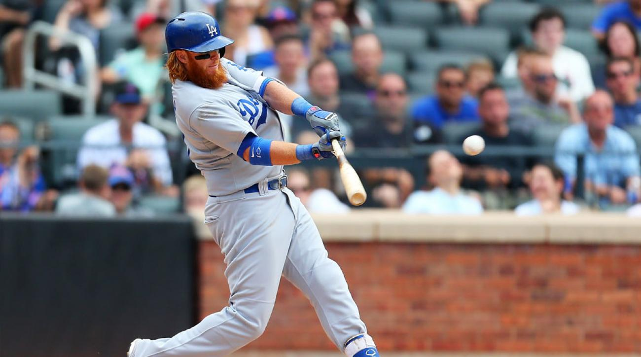 los angeles dodgers justin turner injury