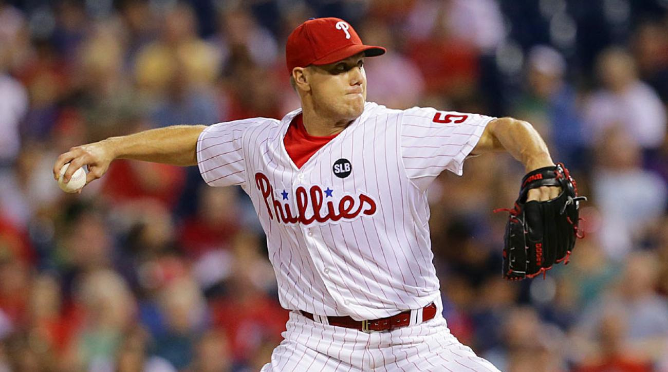 Jonathan Papelbon traded to Nationals