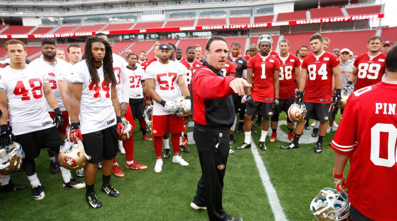 san francisco 49ers preseason schedule training camp