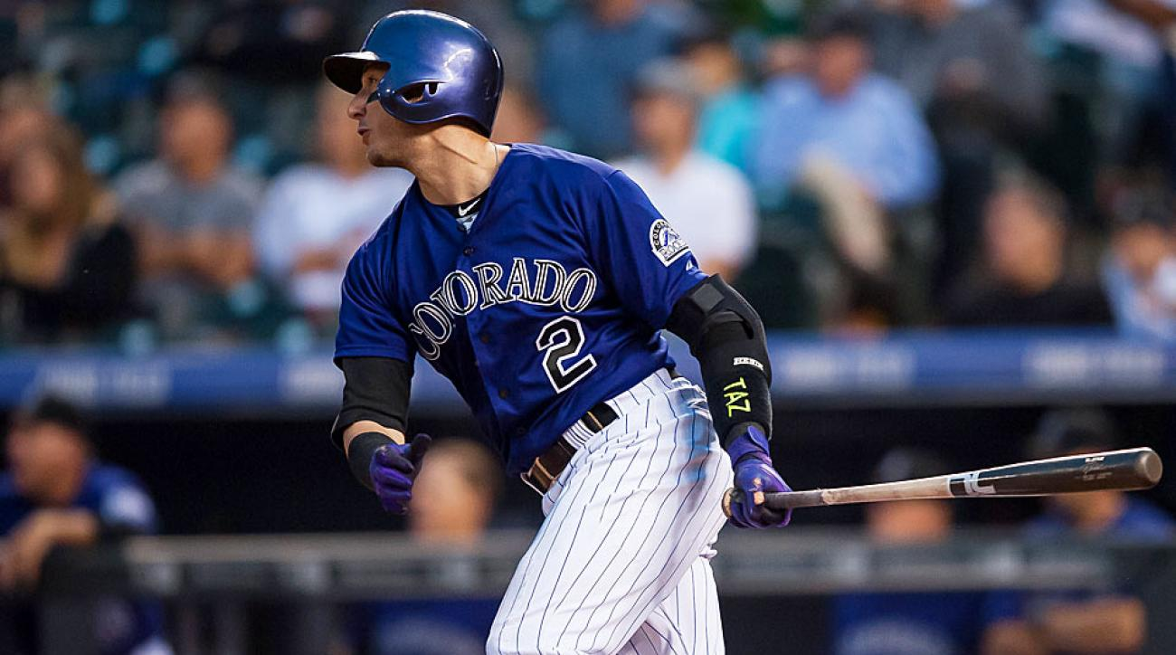 Troy Tulowitzki traded to Blue Jays