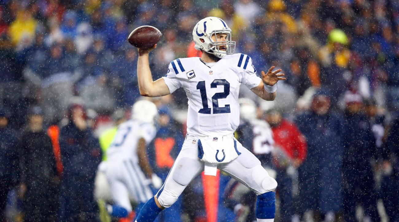 Indianapolis Colts preseason schedule Andrew Luck