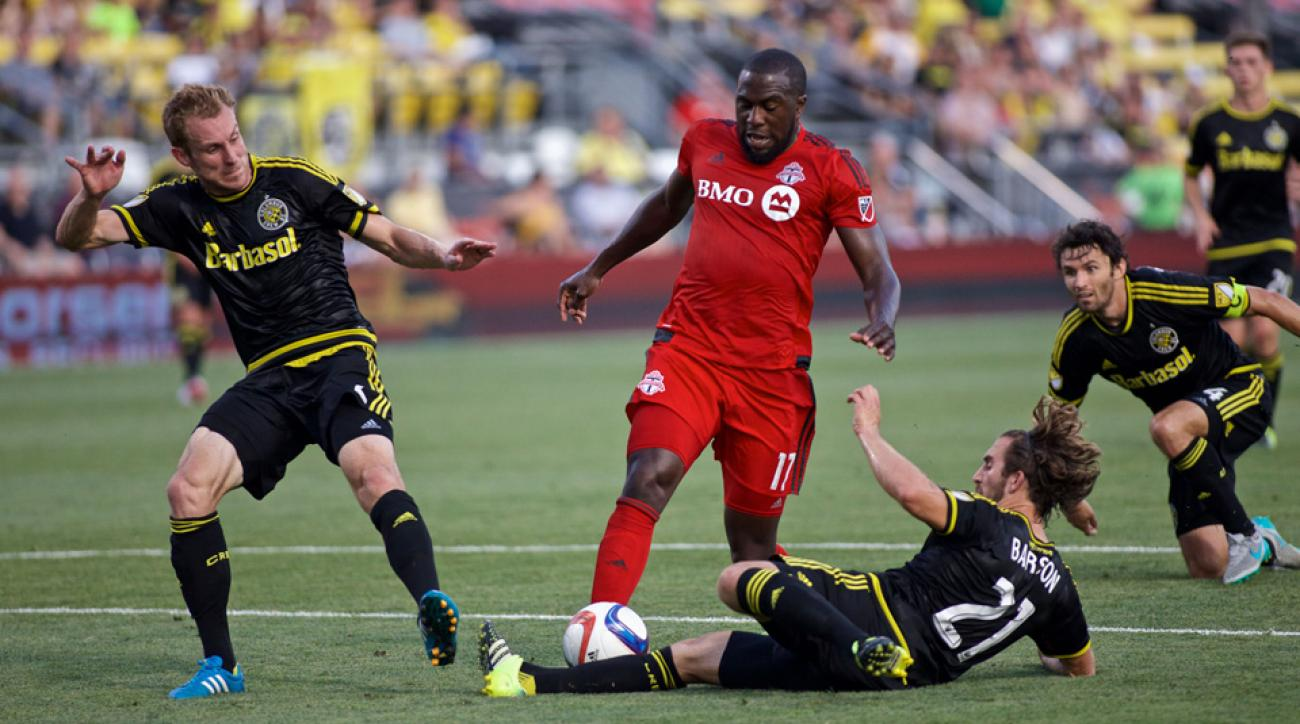 Jozy Altidore has been named to the MLS All-Star team