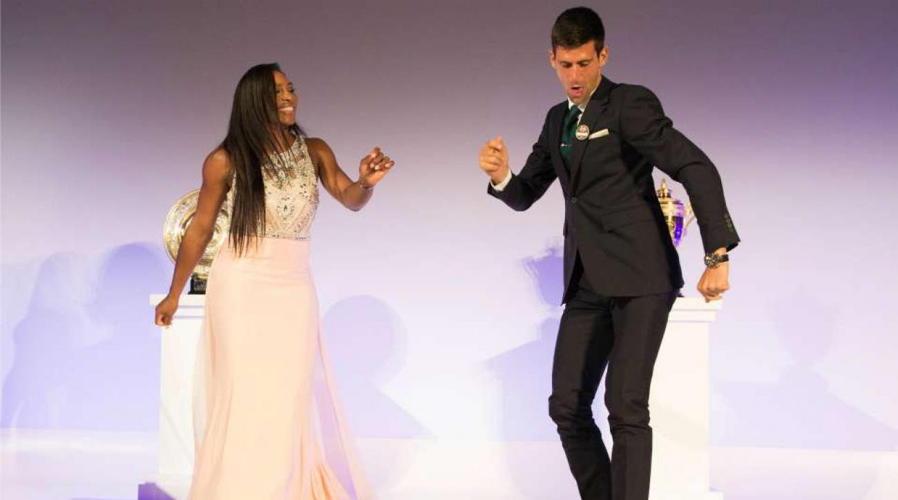 Check out all the finest athletes dancing from July