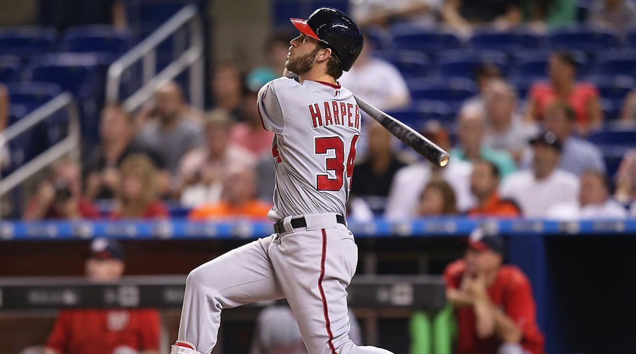 Bryce Harper Nationals