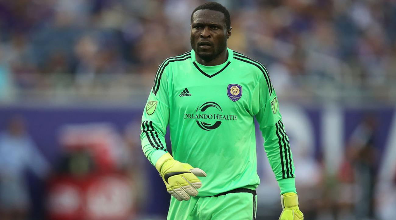 Donovan Ricketts is returning to the LA Galaxy, replacing the ousted Jaime Penedo