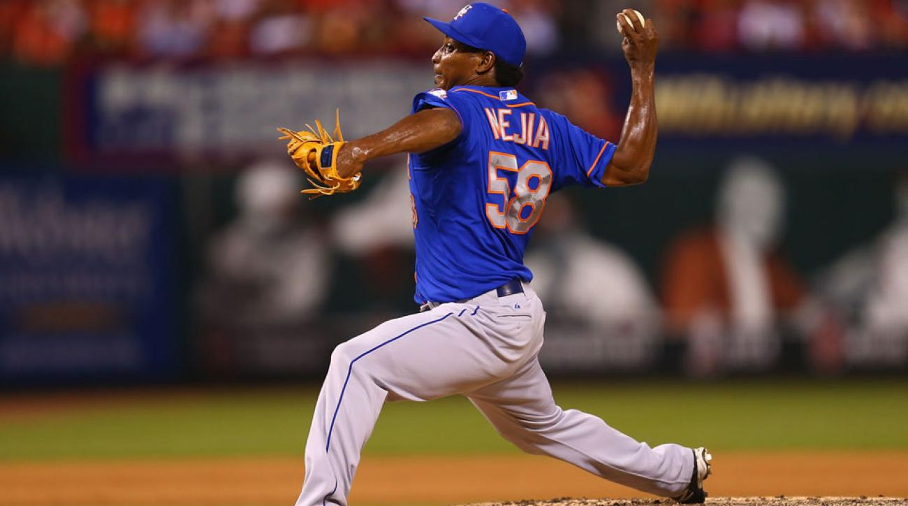 jenrry mejia second positive ped test