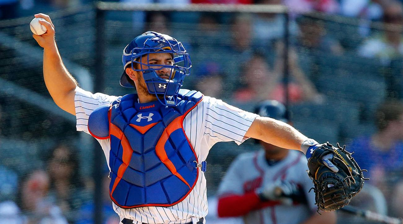 Mets activate Travis d'Arnaud disabled list