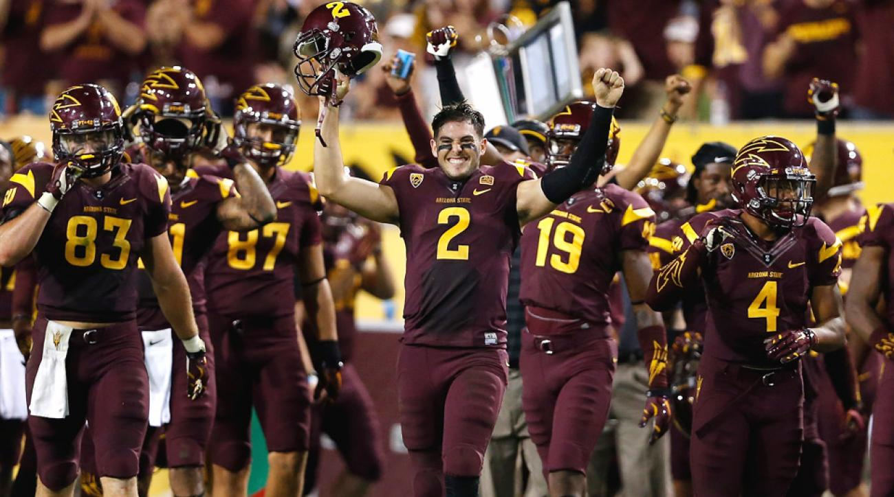 Todd Graham has Mike Bercovici, Arizona State Sun Devils believing they can win a national title.