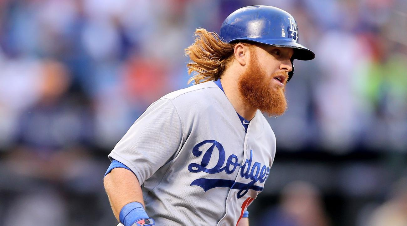 justin turner dodgers disabled list infection pimple